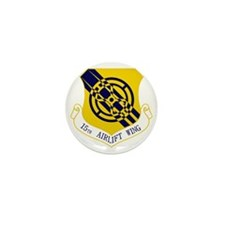 15th Airlift Wing Mini Button