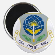 62nd Airlift Wing Magnet