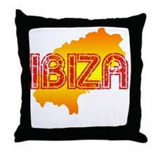Ibiza Throw Pillow