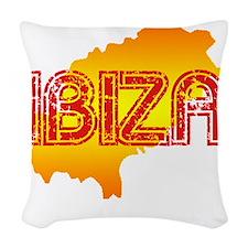 Ibiza Woven Throw Pillow