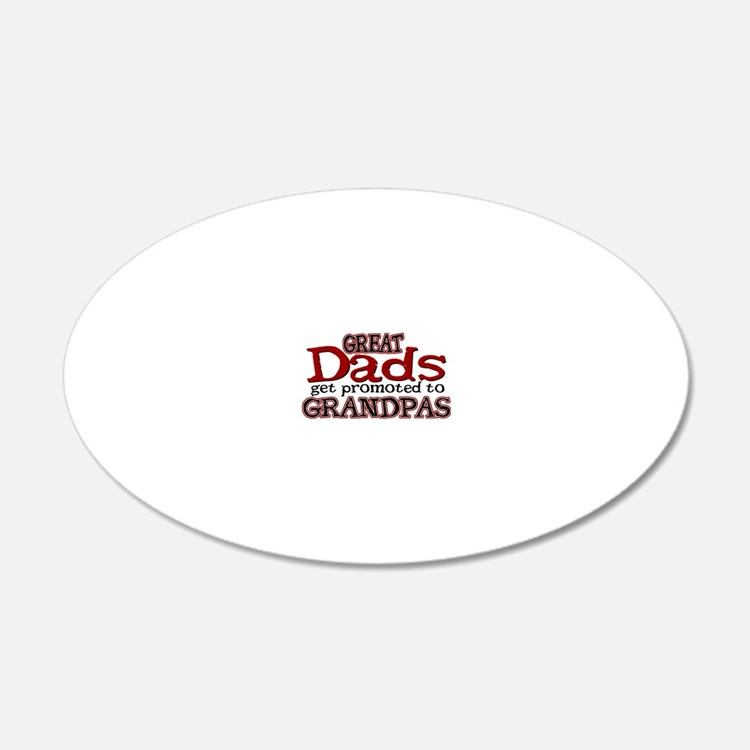 Grandpa Promotion Wall Decal