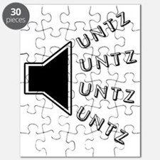 UNTZ Speaker Puzzle