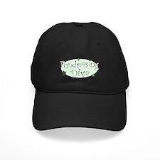 """""""Fundraising Diva"""" [green] Baseball Hat"""