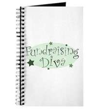 """Fundraising Diva"" [green] Journal"