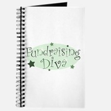 """Fundraising Diva"" [green] Journal"