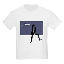 College Humor tees iPood Woman T-Shirt