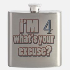 Im 4 whats your excuse? Flask