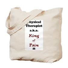 King of Pain Tote Bag