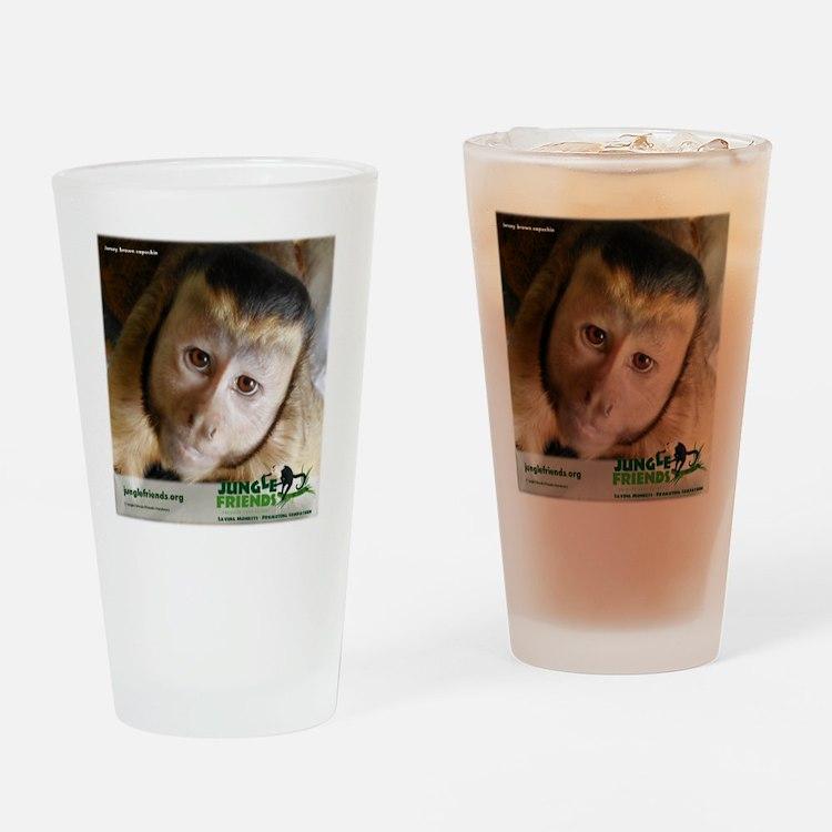 Jersey Drinking Glass