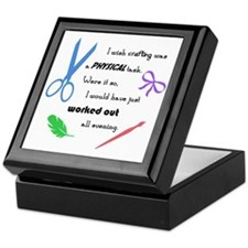 I wish crafting... Keepsake Box