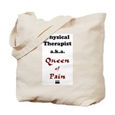 Queen of Pain Tote Bag