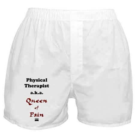 Queen of Pain Boxer Shorts