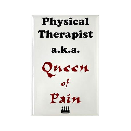 Queen of Pain Rectangle Magnet