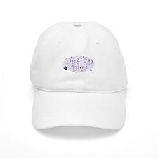 """""""Design Diva"""" [purple] Hat"""