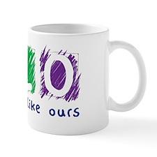 Families Like Ours Logo Small Mug