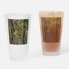 Realtree Camo Drinking Glass