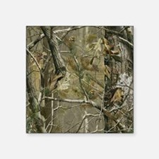 "Realtree Camo Square Sticker 3"" x 3"""
