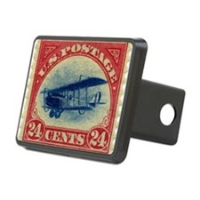 Curtiss Jenny 1918 24c US  Hitch Cover