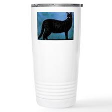 savannah cat Travel Mug