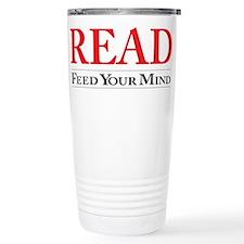 READ Feed Travel Mug