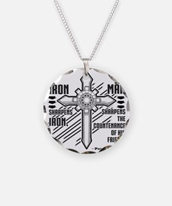 Iron Sharpens Iron Necklace