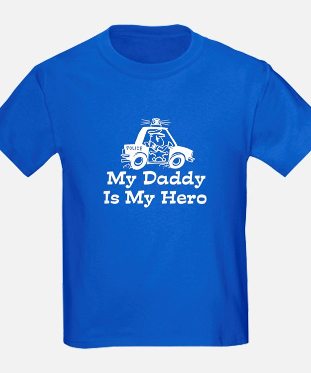My Daddy Is My Hero (Policema T