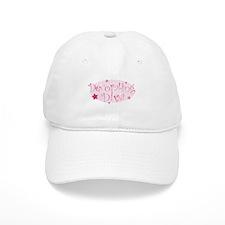 """Decorating Diva"" [pink] Baseball Cap"