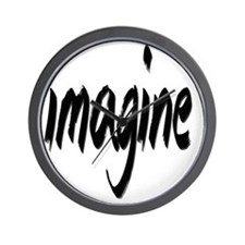 Imagine Wall Clock