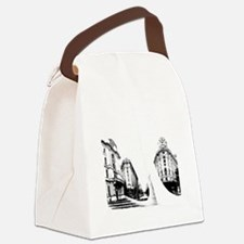 Buenos Aires Canvas Lunch Bag