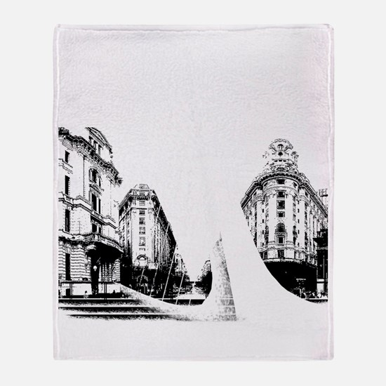 Buenos Aires Throw Blanket