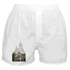 Sagrada Familia Boxer Shorts