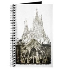 Sagrada Familia Journal
