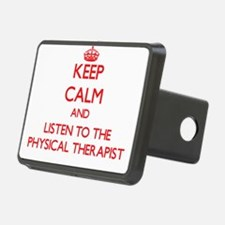 Keep Calm and Listen to the Physical Therapist Hit
