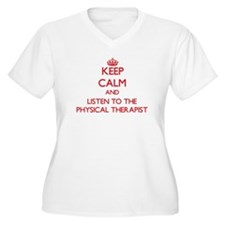 Keep Calm and Listen to the Physical Therapist Plu