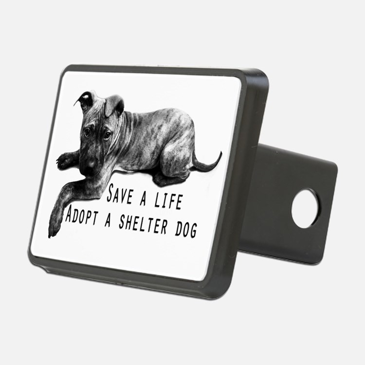 Save a Life Hitch Cover