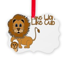 Like_Lion_Like_Cub Ornament