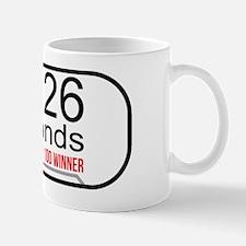 .0026 Seconds Mug