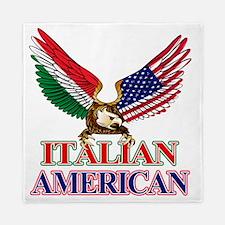 Italian American Queen Duvet