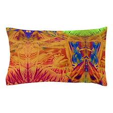 Aztec Temple Pillow Case