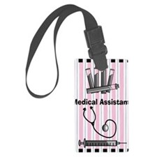 medical assistant blank 1 Luggage Tag