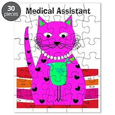 medical assistant cat 2 Puzzle