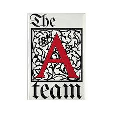 Team Atheist Rectangle Magnet