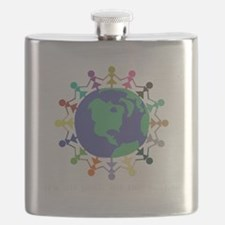 its all pink on the inside Flask
