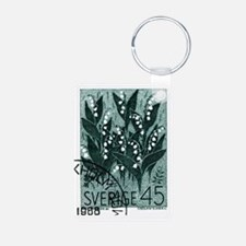 1968 Sweden Lily of The Va Keychains