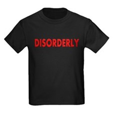 Disorderly T