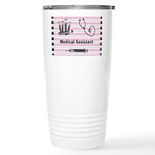 medical assistant blank Travel Mug