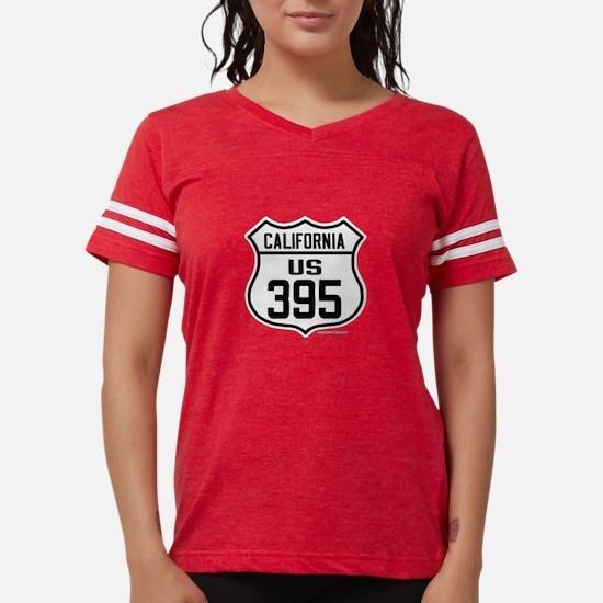 US Route 395 - California T-Shirt