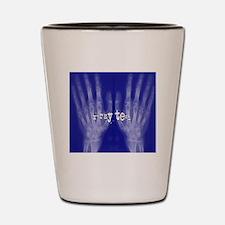 xray tech 10 Shot Glass