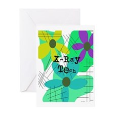 xray tech 8 Greeting Card