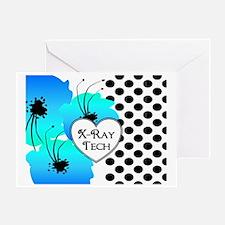 xray tech 4 Greeting Card